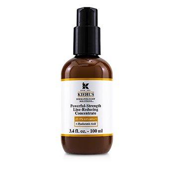 Купить Dermatologist Solutions Эффективный Разглаживающий Концентрат (с 12.5% Витамином C + Гиалуроновой Кислотой) 100ml/3.4oz, Kiehl's