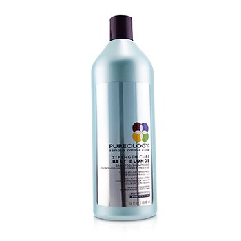 PureologyStrength Cure Best Blonde Shampoo  1000ml 34oz