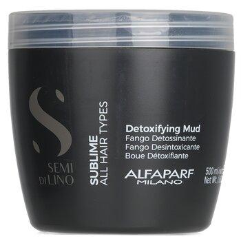 Купить Semi Di Lino Sublime Детоксифицирующая Глина (для Всех Типов Волос) 500ml/21.1oz, AlfaParf