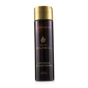 LanzaKeratin Healing Oil Lustrous Conditioner 250ml 8.5oz
