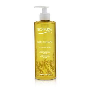 BiothermBath Therapy Delighting Blend Body Cleansing Gel 400ml 13.52oz