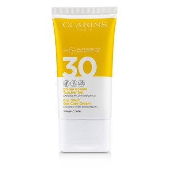 Купить Dry Touch Солнцезащитный Крем для Лица SPF 30 50ml/1.7oz, Clarins