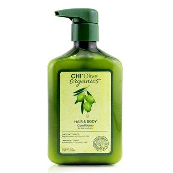 Купить Olive Organics Кондиционер для Тела и Волос (для Кожи и Волос) 340ml/11.5oz, CHI
