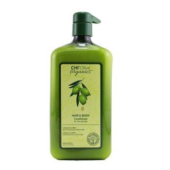 Купить Olive Organics Кондиционер для Тела и Волос (для Кожи и Волос) 710ml/24oz, CHI
