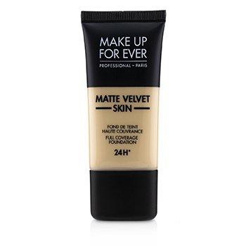 Купить Matte Velvet Skin Основа с Полным Покрытием - # Y235 (Ivory Beige) 30ml/1oz, Make Up For Ever