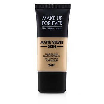 Купить Matte Velvet Skin Основа с Полным Покрытием - # R260 (Pink Beige) 30ml/1oz, Make Up For Ever