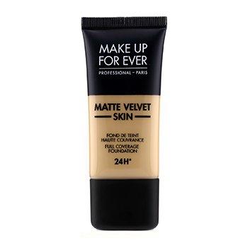 Купить Matte Velvet Skin Основа с Полным Покрытием - # Y365 (Desert) 30ml/1oz, Make Up For Ever