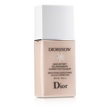 Купить Diorsnow Осветляющая Корректирующая База под Макияж SPF35 - # Rose 30ml/1oz, Christian Dior