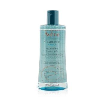 Купить Cleanance Мицеллярная Вода (для Лица и Глаз) - для Жирной, Проблемной Кожи 400ml/13.52oz, Avene