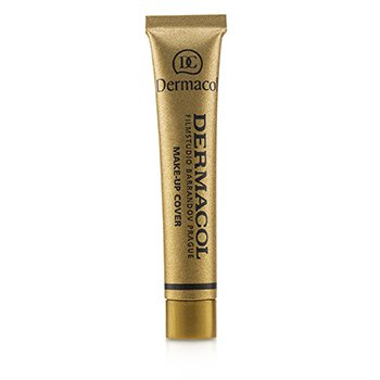 Купить Make Up Cover Основа SPF 30 - # 209 (Very Light Beige With Peach Undertone) 30g/1oz, Dermacol