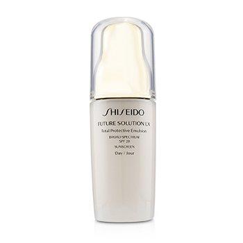 Купить Future Solution LX Защитная Эмульсия SPF 20 75ml/2.5oz, Shiseido