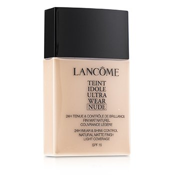 Купить Teint Idole Ultra Wear Nude Foundation SPF19 - # 007 Beige Rose 40ml/1.3oz, Lancome