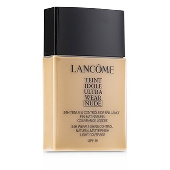 Купить Teint Idole Ultra Wear Nude Foundation SPF19 - # 04 Beige Nature 40ml/1.3oz, Lancome