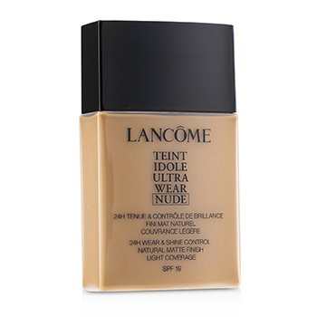 Купить Teint Idole Ultra Wear Nude Foundation SPF19 - # 06 Beige Cannelle 40ml/1.3oz, Lancome
