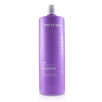 Купить The Perfect Blonde Фиолетовый Тонирующий Шампунь 1000ml/33.8oz, Pravana