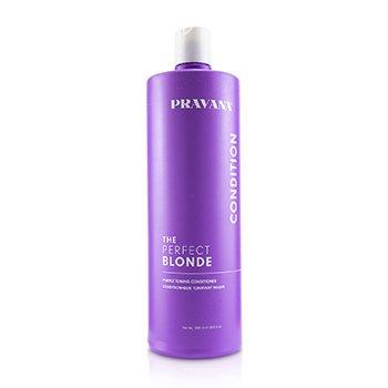 Купить The Perfect Blonde Фиолетовый Тонирующий Кондиционер 1000ml/33.8oz, Pravana