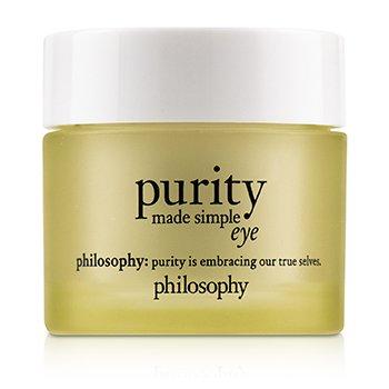 Купить Purity Made Simple Гель для Век 15ml/0.5oz, Philosophy
