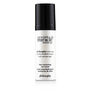 Купить Anti-Wrinkle Miracle Worker Eye+ Разглаживающий Крем для Век 15ml/0.5oz, Philosophy