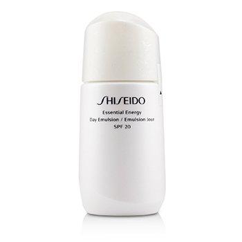 Купить Essential Energy Дневная Эмульсия SPF 20 75ml/2.5oz, Shiseido