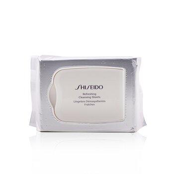 Купить Освежающие Очищающие Салфетки 30sheets, Shiseido