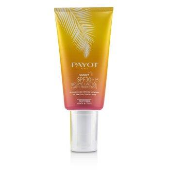 Купить Sunny SPF 30 Солнцезащитное Молочко Спрей для Усиления Загара - для Лица и Тела 150ml/5oz, Payot