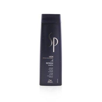 Купить SP Men Refresh Shampoo (For Hair and Body) 250ml/8.45oz, Wella