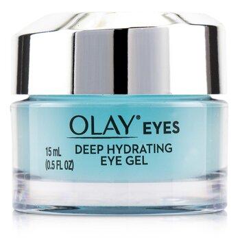 Купить Eyes Глубоко Увлажняющий Гель для Век - для Уставших, Обезвоженных Глаз 15ml/0.5oz, Olay