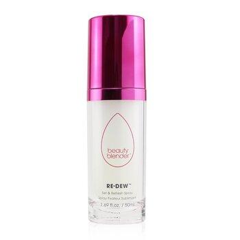 Купить Re Dew Фиксирующий и Освежающий Спрей 50ml/1.69oz, BeautyBlender