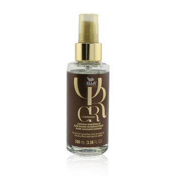 Купить Oil Reflections Разглаживающее Масло для Блеска Волос (для Всех Типов Волос) 100ml/3.38oz, Wella
