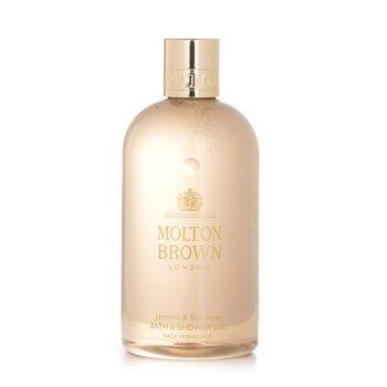 Купить Jasmine & Sun Rose Гель для Душа и Ванн 300ml/10oz, Molton Brown