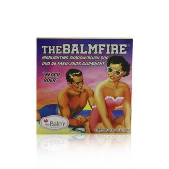 Купить Thebalmfire (Тени Хайлайтер/Румяна Дуо) - # Beach Goer 10g/0.35oz