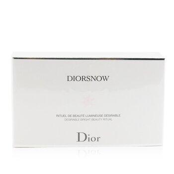 Купить Diorsnow Осветляющий Набор: Молочко Сыворотка 30мл + Лосьон 50мл + UV Защитный Флюид SPF50 30мл + Сумка 3pcs+1pouch, Christian Dior