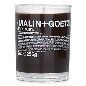 Купить Ароматическая Свеча - Dark Rum 260g/9oz, MALIN+GOETZ