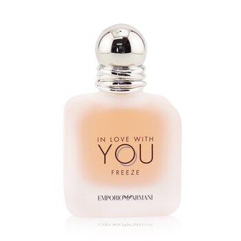 Купить Emporio Armani In Love With You Freeze Парфюмированная Вода Спрей 50ml/1.7oz, Giorgio Armani