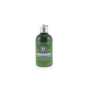 Купить Aromachologie Gentle & Balance Кондиционер (для Всех Типов Волос) 250ml/8.4oz, L'Occitane