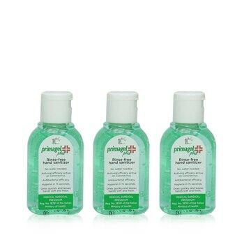 Купить Дезинфицирующее Средство для Рук Тройная Упаковка 3x50ml/1.7oz, PrimaGel Plus