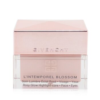 L'Intemporel Blossom Rosy Glow Средство Хайлайтер