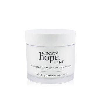 Купить Renewed Hope In A Jar Refreshing & Refining Moisturizer 120ml/4oz, Philosophy