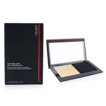 Купить Synchro Skin Self Refreshing Custom Finish Powder Foundation - # 310 Silk 9g/0.31oz, Shiseido