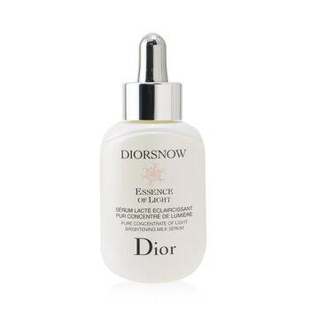 Diorsnow Essence Of Light Pure Concentrate Of Light Осветляющая Молочная Сыворотка 30ml/1oz