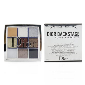 Купить Dior Backstage Custom Набор Теней для Век - # 001 Universal Neutral 10g/0.35oz, Christian Dior