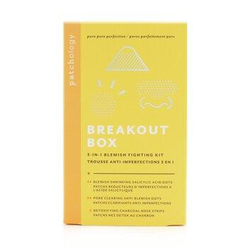 Breakout Box 3 в 1 Набор против