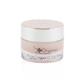Купить Rose Diamond Eye Cream 10ml/0.33oz, The Organic Pharmacy