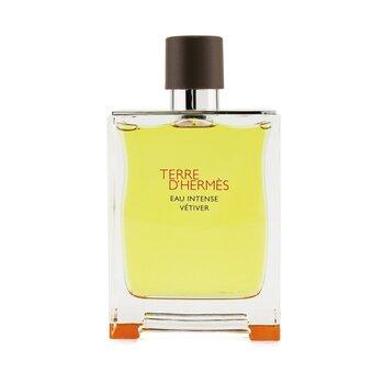 Купить Terre D'Hermes Eau Intense Vetiver Парфюмированная Вода Спрей 200ml/6.7oz