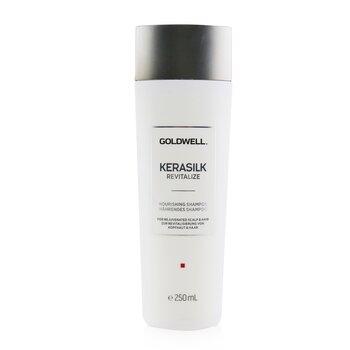 Купить Kerasilk Revitalize Nourishing Shampoo (For Dry, Sensitive Scalp) 250ml/8.4oz, Goldwell