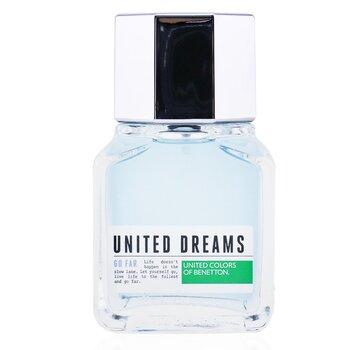 Купить United Dreams Go Far Туалетная Вода Спрей 60ml/2oz, Benetton