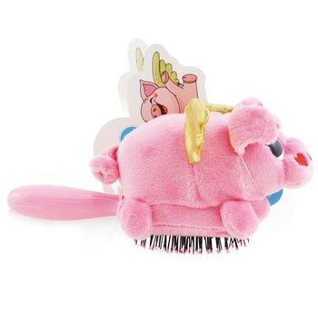Купить Плюшевая Щетка для Волос - # Flying Pig 1pc, Wet Brush