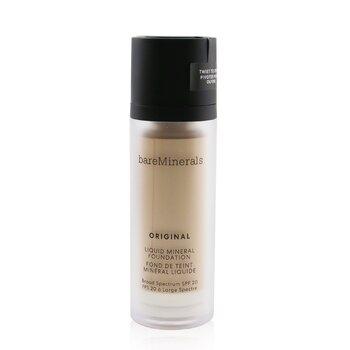 Купить Original Liquid Mineral Foundation SPF 20 - # 01 Fair (For Very Fair Cool Skin With A Pink Hue) 30ml/1oz, BareMinerals