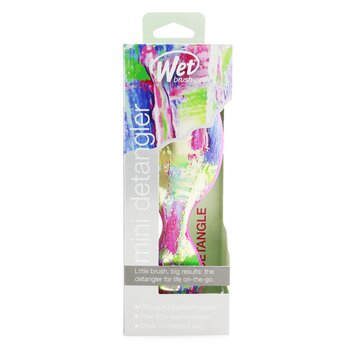 Купить Pro Mini Detangler Bright Future - # Pink 1pc, Wet Brush
