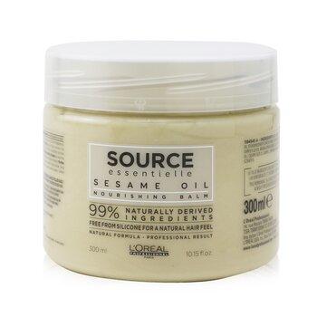 Купить Professionnel Source Essentielle Sesame Oil Nourishing Balm 300ml/10.15oz, L'Oreal